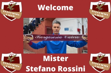 WELCOME MISTER STEFANO ROSSINI