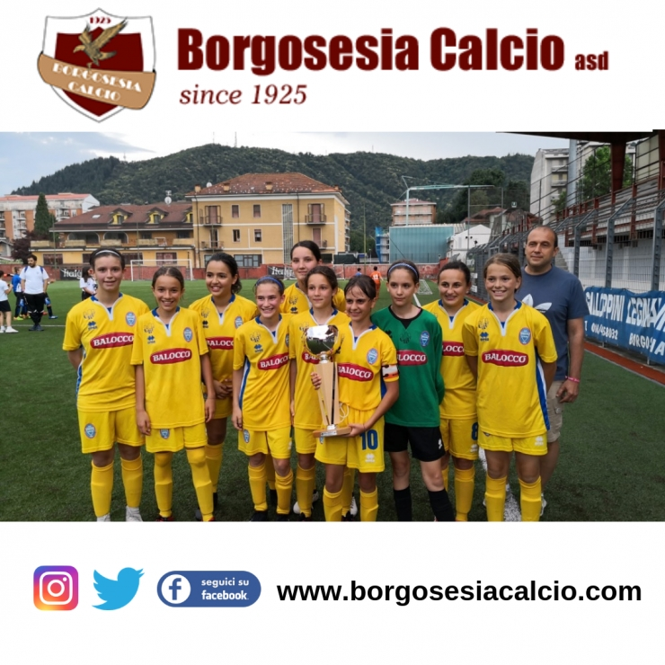Girl Cup Under12
